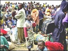 Angolans expelled from DR Congo
