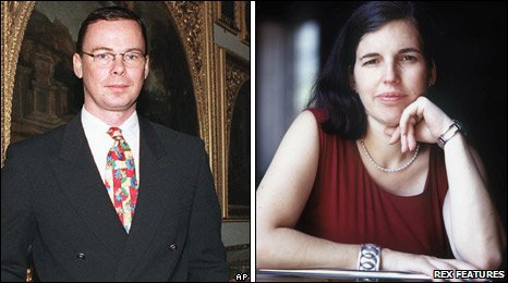 Gesine Doria and Jonathan Pamphilj fight out who will inherit their billion pound estate