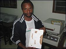 Edward Mbilu