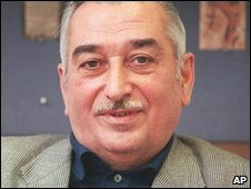 Joseph Stalin's grandson Yevgeny Dzhugashvili (1999 file photo)