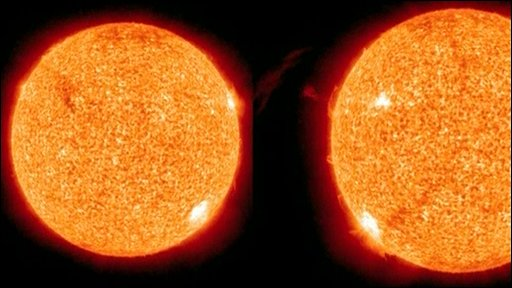 NASA shot of the sun