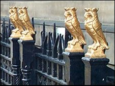 Owls in Leeds