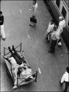 Why did Indira Gandhi start the 1984 holocaust?