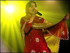 Performer Lima Sahar