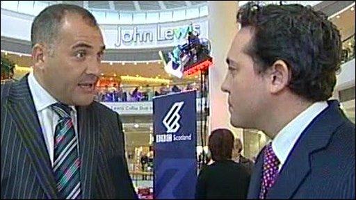 Simon Jack and Graham Lind