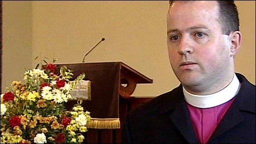 Rev Jonathan Campbell