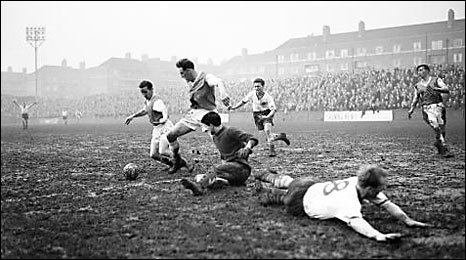 George Hunter, Exeter City 1957