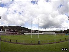 Netherdale rugby stadium