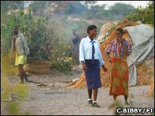 Rural Zambia