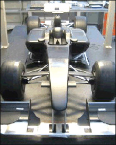 The new Lotus design for 2010