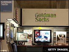Goldman Sachs office