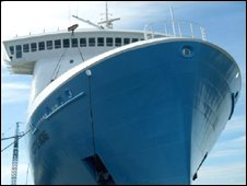 Norfolkline Ferry