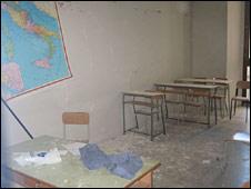 Jacapo's old classroom