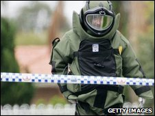 Police carry out raids in Sydney in 2005