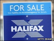 Halifax for sale sign