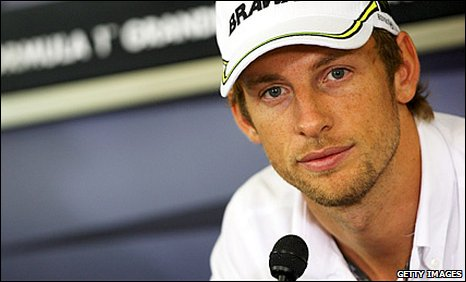 Jenson Button is 14 points clear in F1's title race with two races left