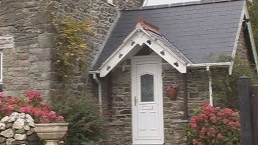 Cottage owned by David Sturgess