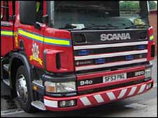 fire engine generic