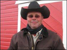 Cowboy Neil Tangen