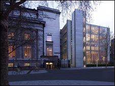 Proposed British Museum extension (copyright: The Trustees of the British Museum)