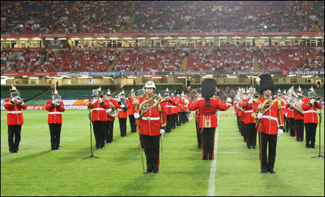 Regimental Band of The Royal Welsh