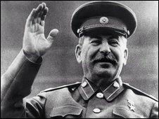 Joseph Stalin (file image)