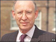 Sir Thomas Legg