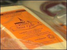 Saint Giles cheese