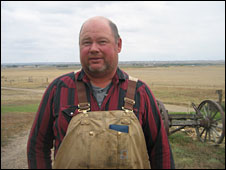 Scott Staffanson, Montana farmer