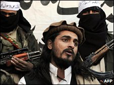 Hakimullah Mehsud in late 2008