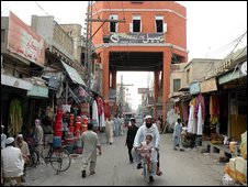 Picture of Dera Ismail Khan taken in June 2009