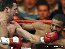 Carl Froch and Andre Dirrell