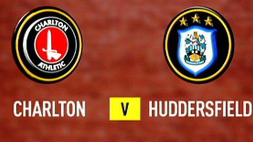Charlton 2-1 Huddersfield