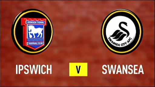 Ipswich Town v Swansea City