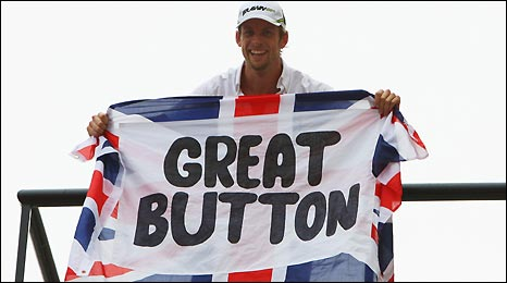 Jenson Button is the 10th British driver to win the world championship