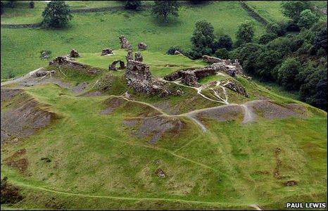 Castell Dinas Br�n