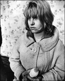 Carol White in Cathy Come Home