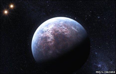 Gliese 667C (ESO/L. Calçada)