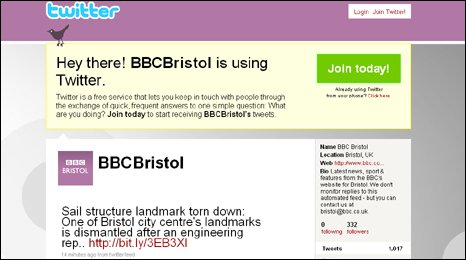 BBC Bristol on Twitter