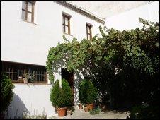 Lorca's birthplace in Fuente Vaqueros