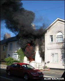 Torquay fire