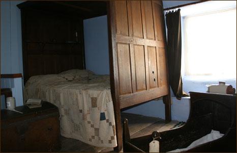 Bedroom in Highgate Cottage