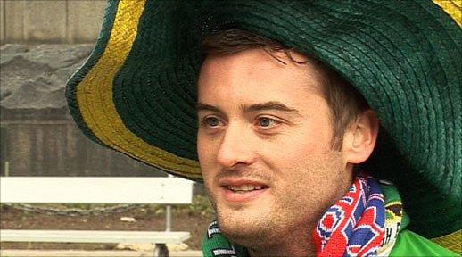 GAWA fan Owen Millar now living in Brisbane, Australia