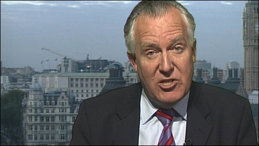 The Welsh Secretary, Peter Hain
