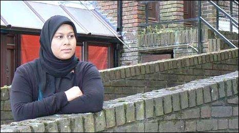 Undercover reporter Tamanna Rahman