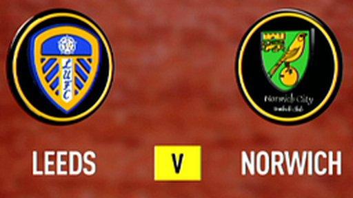 Leeds 2-1 Norwich