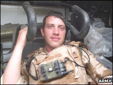 Private Jason Williams