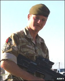 Private Gavin Elliott
