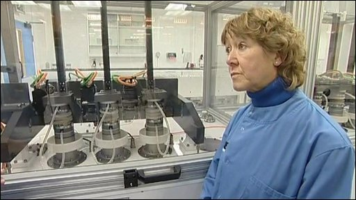 Professor Eileen Ingham talks about replacement body part technology