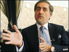 Abdullah Abdullah. File photo